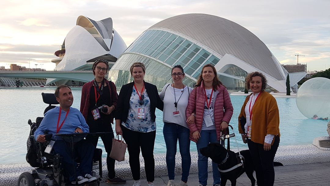 Bloggers in a Fam Trip by Valencia